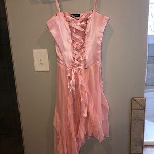 Beautiful Ballet Pink Bebe Dress